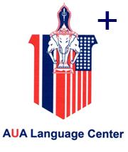 AUA Plus Logo. Copyright AUA Thailand
