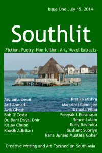 Graham Lawrence: Southlit July 2104. Issue One.