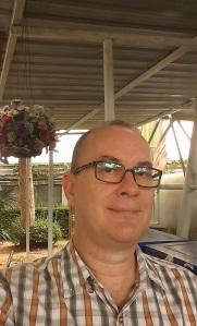 Graham Lawrence. Korat April 2014