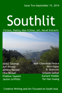 Graham Lawrence: Southlit September 2014. Issue Two.
