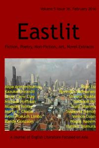 Eastlit February 2016 Cover