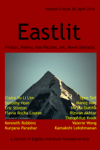 Eastlit April 2016. Asian Literature
