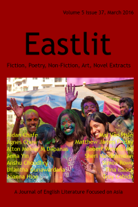 Eastlit March 2016. Asian Literature